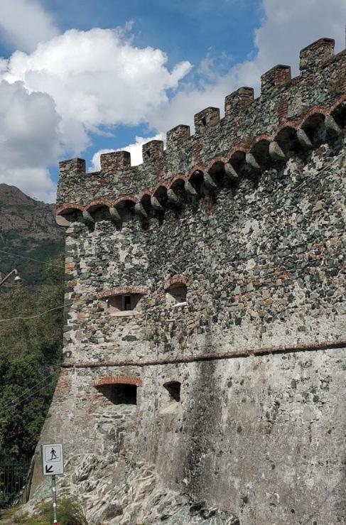 Castello San Giorgio, Levanto